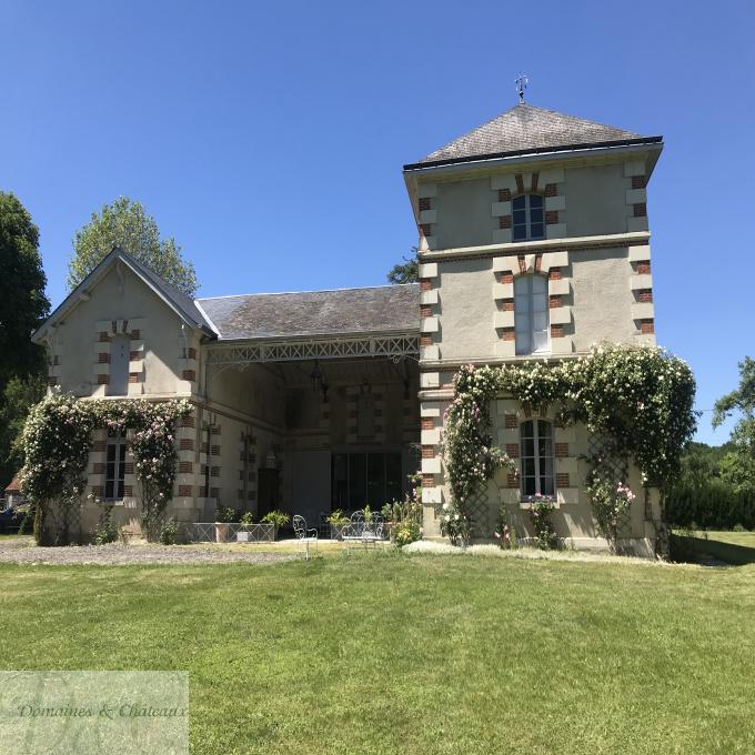 Offres de vente Demeure de caractère Chanceaux-près-Loches (37600)